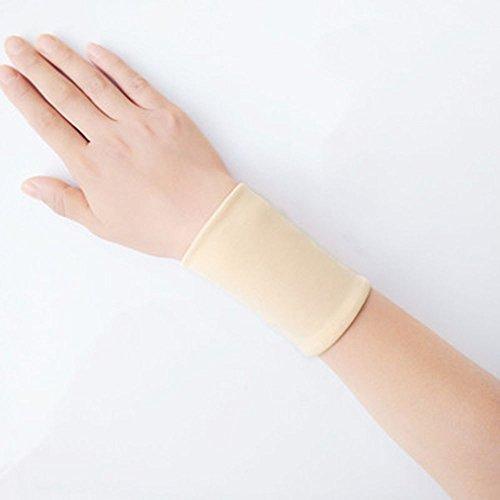 GVFDNTFRF Sommer Spitze Handgelenk Handgelenk Abdeckung weiblichen Abdeckung Narbe Tattoo Arm Sleeve Langarm Slim Dekorative Fake Hülse, M, 12 cm lang