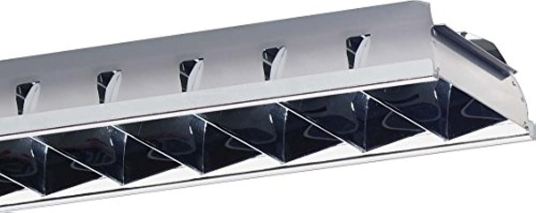 Ridi-Leuchten Raster VLSRG T16 1 280 LINIA Lichttechnisches Zubehr für Leuchten 4029299310559