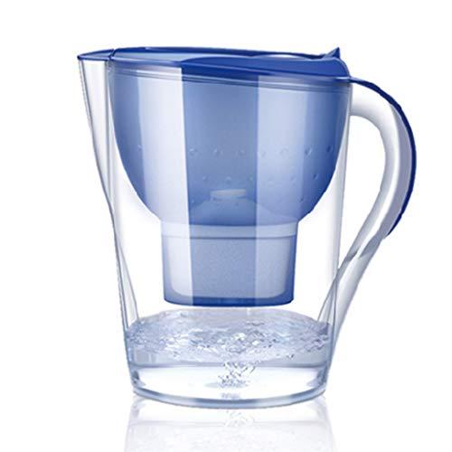 Selma. Filtro de agua de gran capacidad para el hogar, filtro de carbón activado para uso doméstico y exterior.