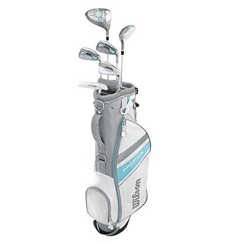 Set Golf Mujer Diestra Marca Wilson Enterprises
