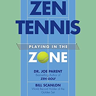 Zen Tennis cover art