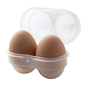ロゴス(LOGOS) トレックエッグホルダー 生卵・ゆで卵 携帯 キャリーホルダー