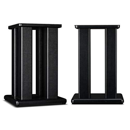 speaker stands for studios Speaker Stands Monitor Speakers Studio Accessories Professional Surround Living Room 51cm (Color : Black, Size : 343451cm)