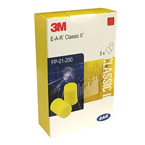 3M Classic II Tapones para oídos