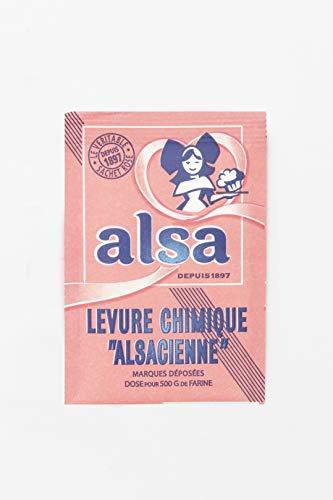 Alsa Baking Powder 7 x 11g