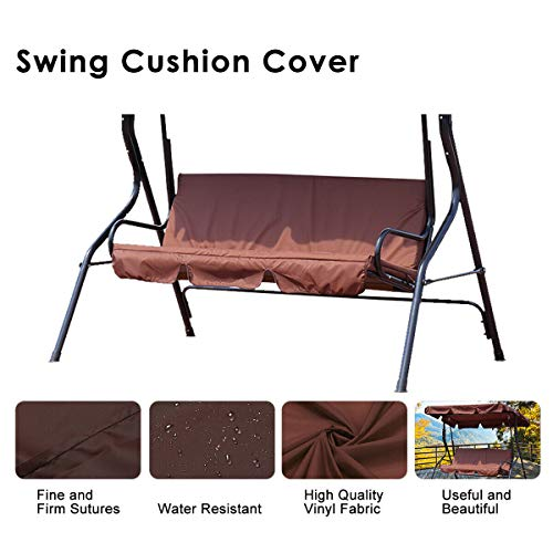 swing seat cover replacement - 2