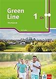Green Line 1 G9: Workbook mit Audios Klasse 5 (Green Line G9. Ausgabe ab 2019)