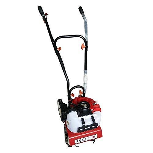 Benzin Gartenhacke Motorhacke Bodenfräse Kultivator Fräse Hacke 2-Takt 1,6kw 2 PS / 3080U/min Hackfräse Bodenhacke Motorfräse