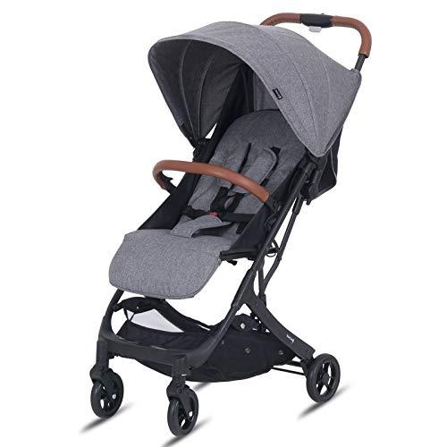 knorr-baby 888600 Buggy B-Easy-Fold, grau
