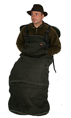 EUROHUNT Unisex - volwassenen zak zitzak, 175 x 150 cm