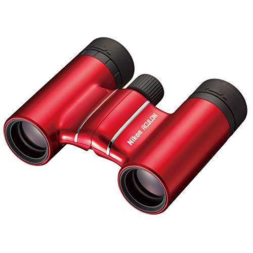 Nikon Aculon T01 - Prismático 10 x 21, Rojo