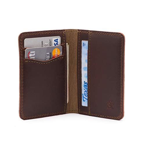 Best Wallets for Men: Saddleback Leather Front Pocket Bifold Wallet