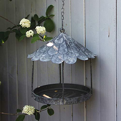 GLYP Bird Feeder, Outdoor Feeder, Suitable For Garden/courtyard/flower Stand/candle Holder/bird Feeder