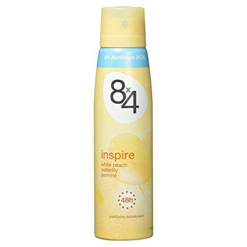 8x4 deodorant spray 150ml Inspire