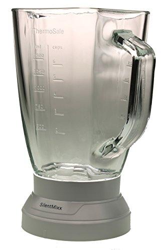 Bosch 11009243 Glaskrug für MMB42G1B, MMB43G2WAU, MMB64G3MDE Standmixer