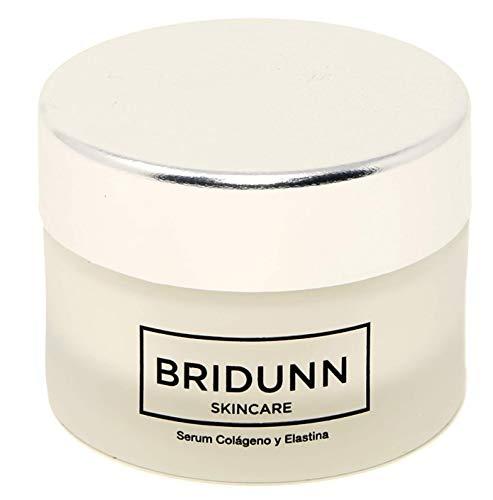 Crema facial rejuvenecedora y antiedad Colágeno y Elastina BRIDUNN SKINCARE