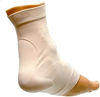 Achilles Heel Protection Gel Sleeve Large/X-Large, Cushion Haglunds, Pump Bump, Skates