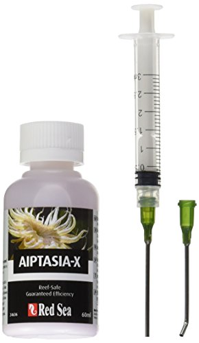 Red Sea Fish Pharm ARE22231 Aiptasia-X Eliminator Kit for Aquarium, 2oz/60ml