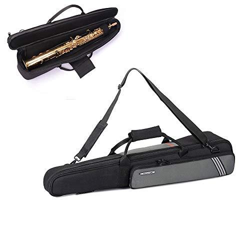 YUSDP Estuche de Clarinete Suave, Bolsa de saxofón Recto de