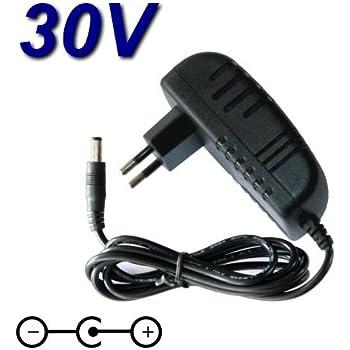 KFD 30V 500mA Chargeur Adaptateur Alimentation pour Bosch