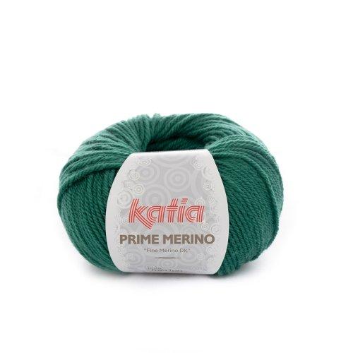 Katia Prime Merino–Color: Botella (11)–50g/aprox. 120m lana