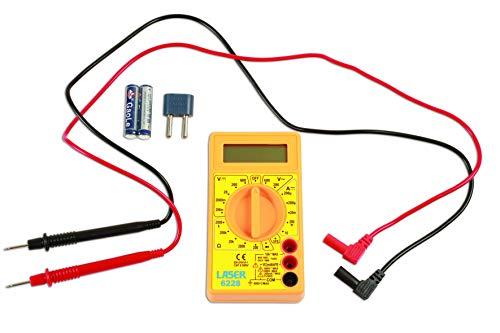 Laser 6228multímetro Digital