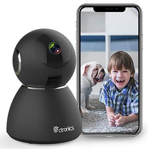 Ctronics WiFi Security Camera