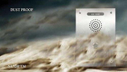 Nexhi Nexhi-DR-PHNe Intercom Security IP Phone One key to Dial Emergency Call Partner Door Phone