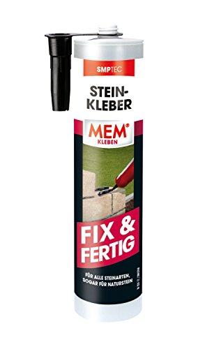 MEM 30610767 Steinkleber Fix & Fertig 499 g