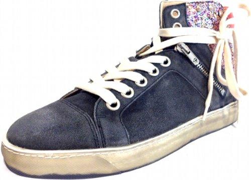Airstep Janet Sport Sneaker 33909 Damasco Anthra (38)