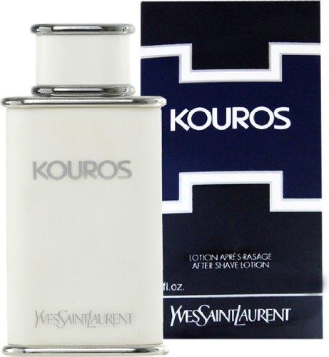 Yves Saint Laurent Kouros, Aftershave Lotion / Lotion Apres Rasage, homme / man, 50 ml