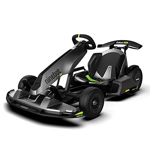 [日本PSE取得品] Segway-Ninebot Gokart PRO 電動 ゴーカート プロ 最高時速37km ドリフトアシスト バランススクーターとしても遊べる2Way仕様 セグウェイ ナインボット 正規品 60338