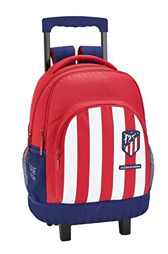 Safta-611958818 Atlético Madrid Mochila carro 32x45x21, Multicolor (611958818)