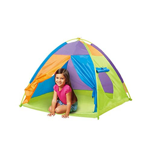 YDHWY Play Tent Playhouse for Kids Indoor Outdoor Kids Play Tent,Portable Kids Pop Up Play Tent for Boys Girls Imaginative Camping Playground Games Gift