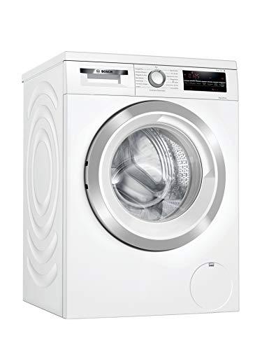 Bosch WUU28T40 Serie 6 Waschmaschine Frontlader (unterbaufähig) / C / 62 kWh/100 Waschzyklen / 1400 UpM / 8 kg / Weiß / AllergiePlus / VarioTrommel