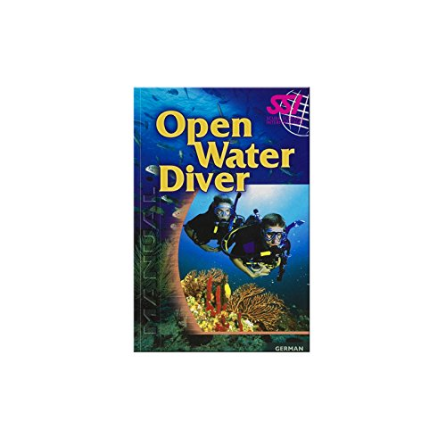 Lernbuch SSI Open Water Diver Manual