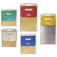 カーデックス500 KD-505-W(B5) カーデックス500 ホワイト(24-4315-01-04)【ケルン】[1冊単位]