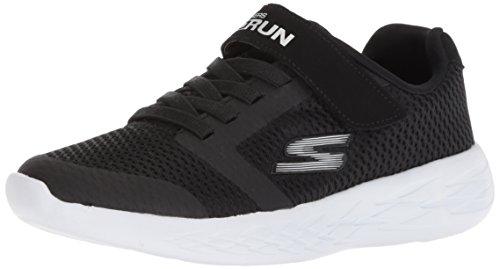 Skechers Jungen Go Run 600-Roxlo Sneaker, Schwarz (Black Blk), 36 EU
