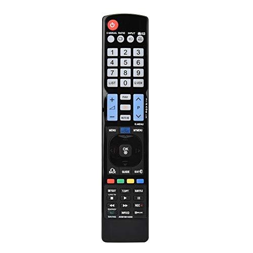 YOUTHINK Botones Grandes Reemplazo del Control Remoto Smart TV Control Remoto Control Remoto Multifuncional para LG TV