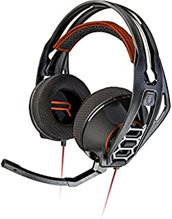 Plantronics RIG 515HD LAVA Over the Ear Headphones