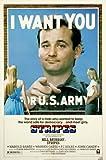 Stripes - Bill Murray – Movie Wall Art Poster Print –