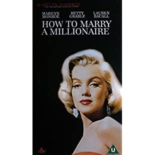 How To Marry A Millionaire/ Gentlemen Prefer Blondes (VHS) (1953)