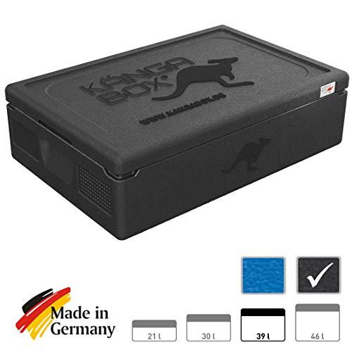 KÄNGABOX® Expert GN 1/1. La Caja isotérmica para Profesionales. Alta reistencia térmica al conservar en frío o en Caliente.