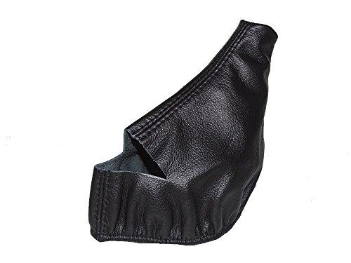 For Chevrolet Corvette C5 1997-2004 Automatic Shift Boot Black Genuine Leather