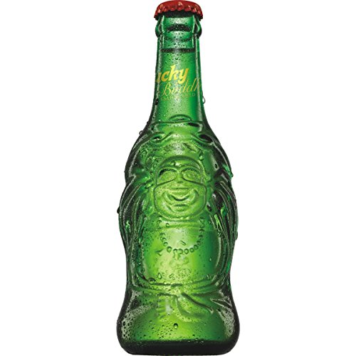 Lucky Buddha 0,33 l Lager Bier aus China