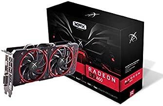 XFX RX-460P2DFG5 AMD Radeon DD 2GB True OC DVI/HDMI/DisplayPort PCI-Express Video Card