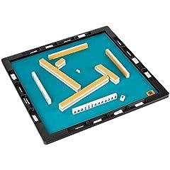「SUNPIE」麻雀マット 麻雀牌セット キャリーバッグ付 超軽量 持ち運び便利 70x70x3cm