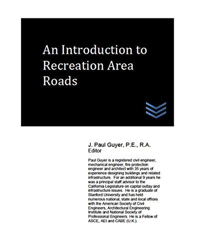 An Introduction to Recreation Area Roads