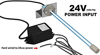 24 Volts Power Input! Pureuv 14