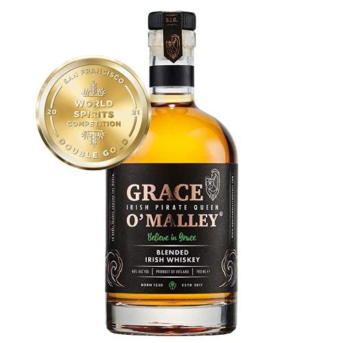 Grace O'Malley Irish Whiskey (Blended Irish Whiskey) (1 x 0,7 L)